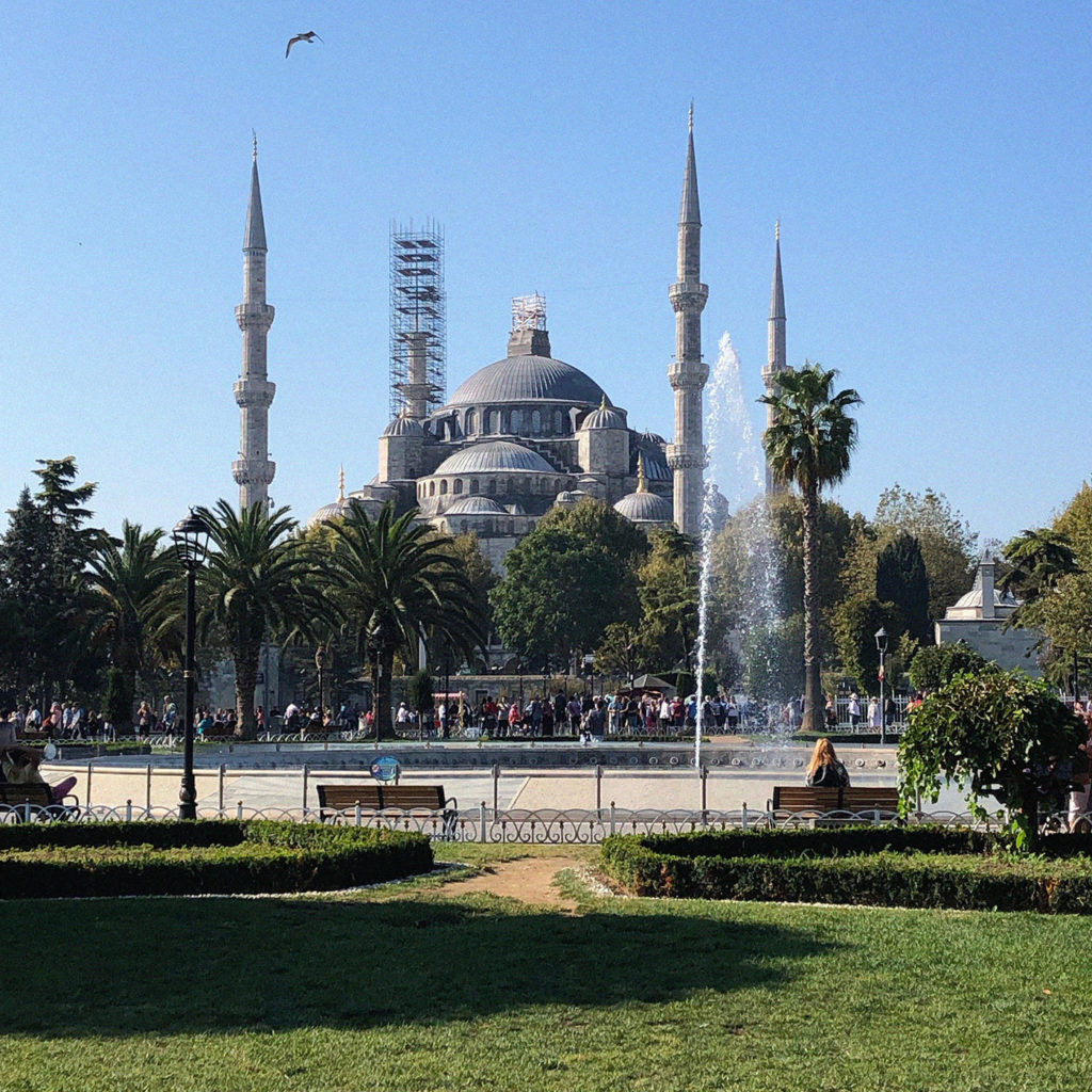 5923 Moschee in Istanbul