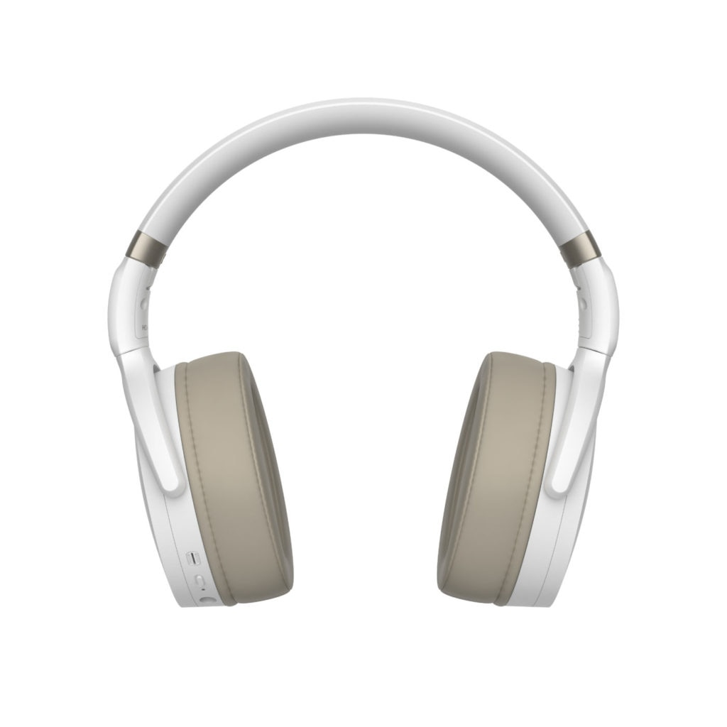 HD 450BT White Front Product Shot 01