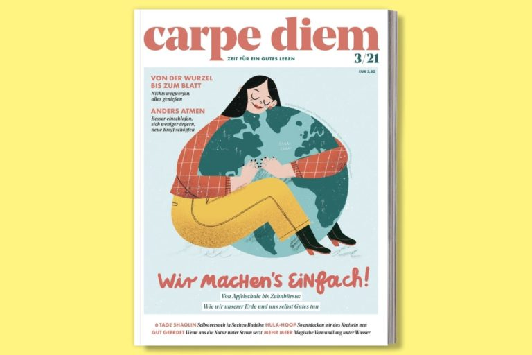 carpe diem Cover April/Mai
